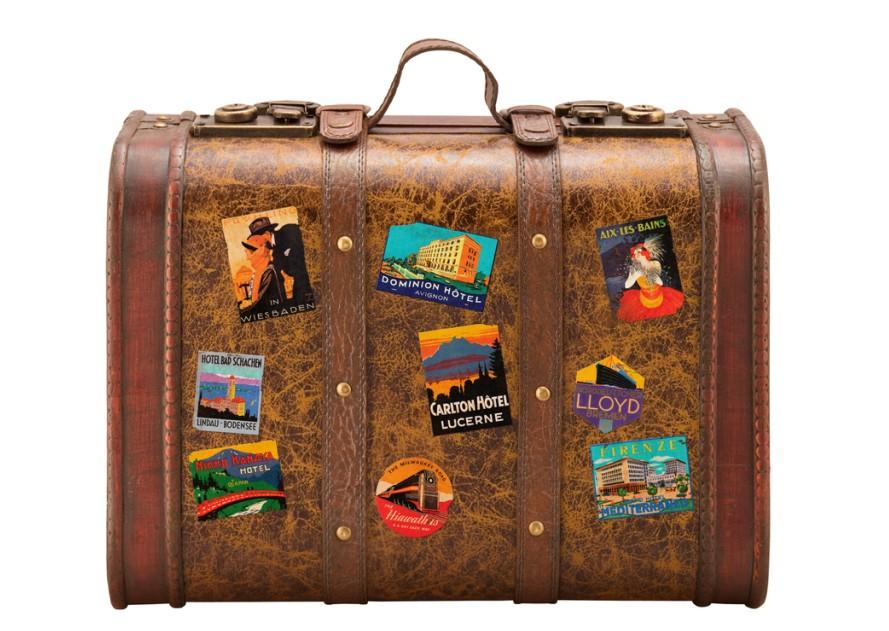 Zum Koffer packen gehören nicht nur Kleidung und Spielsachen. Auf der Familienreise vermeidet man viel Stress, wenn man unsere Checkliste für Dokumente und Papiere benutzt. (#3)